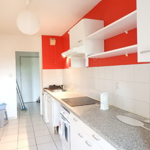 COMPROMIS SIGNE EN 1 SEMAINE!APPARTEMENT T2 TOULOUSE /PLACE DE PARKING SECURISEE/BALCON